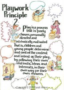 Playwork Principle 2 Colour