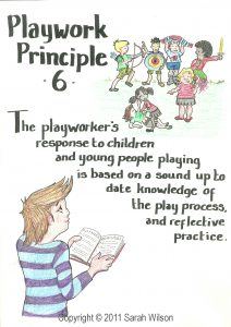 Playwork Principle 6 Colour